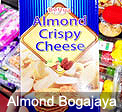 Almond Crispy Cheese Bogajaya