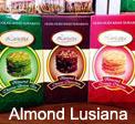 Almond Crispy Cheese Lusiana