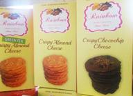 almond crispy cheese rainbow
