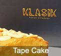 Tape Cake by Klasik