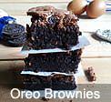 Patisserie Oreo Brownies