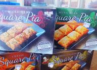 pia square gloria snack with australian butter