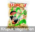 Krupuk Vegetarian Mr J