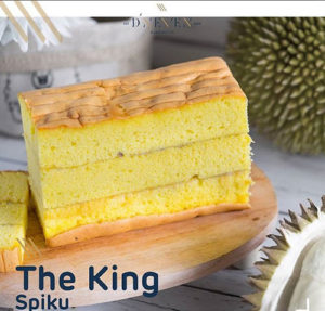 The King Spiku,si raja durian inovasi D'Neven