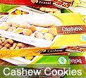 Cashew Cookies Lili