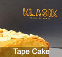Tape Cake by Klasik