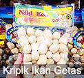 Krupuk Ikan Getas Niki Eco