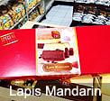 Lapis Mandarin CRS