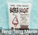 Teng-Teng Mente Super Nugat