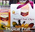 Tropical Fruit Chips Sudi Mampir