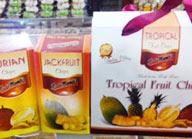 tropical fruit chips sudi mampir