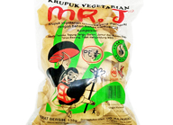 krupuk vegetarian mr j